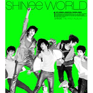 SHINee - Vol.1 [The SHINee World] (A ver.)
