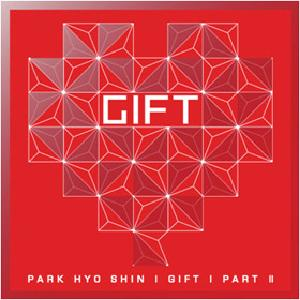 PARK HYO SHIN - VOL.6 PART.2 [GIFT]