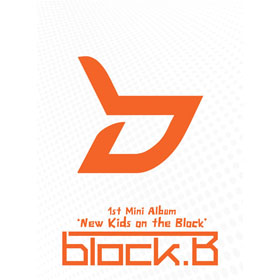 Block B - Mini Album [New Kids On The Block]