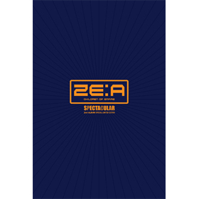 ZE:A(Children of Empire) - Vol.2 [Spectacular] (CD+DVD/+Photobook) [Special limited Edition]