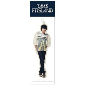 FTISLAND - Phone Strap (Jong Hoon) [FNC Official MD Goods]