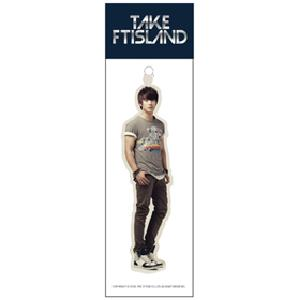 FTISLAND - Phone Strap (Min Hwan) [FNC Official MD Goods]