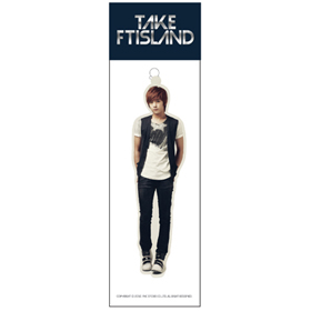 FTISLAND - Phone Strap (Jae Jin) [FNC Official MD Goods]