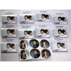 [MISSHA] Dong Bang Shin Ki _ Oil Paper(1Set * 10pcs) - Ver.4(Including Sticker 1p)