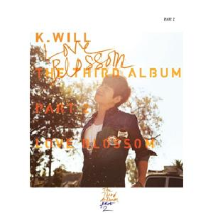 K.Will - Vol.3 [Part.2 : Love Blossom]