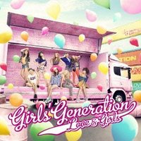 Girls Generation 少女时代 - LOVE & GIRLS (日本初回限量版)