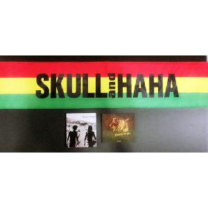 Skull & Haha - Handwritten Sign Album [+ Reggae Style Towel]