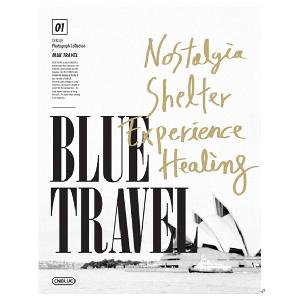 [Photobook] CNBLUE CNBLUE 1st Photograph Collection [BLUE TRAVEL](+Making DVD+Random Postcard)