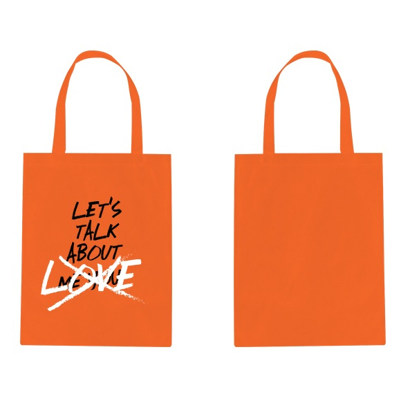 [YG Official MD] Big Bang : Seung Ri - LET'S TALK ABOUT LOVE TOTE BAG
