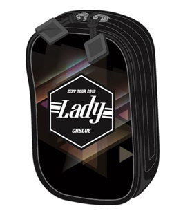 CNBLUE Zeep Tour [Lady] - Mobile Poach [FNC Japan Official MD Goods]