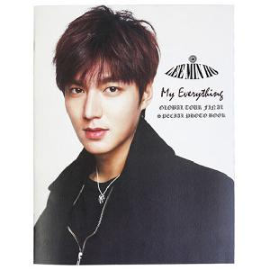 Lee Min Ho - Photo Book [My Everything Ancore Concert Official Goods]