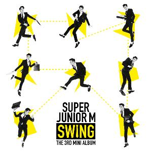 Super Junior M - 迷你三辑 [Swing]