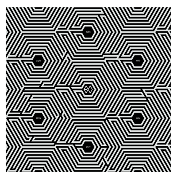 EXO-K - Mini Album Vol.2 [Overdose] - Korean Recording