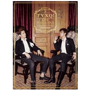 东方神起 - TVXQ! The 4th World Tour [Catch Me] Live Album (2CD)