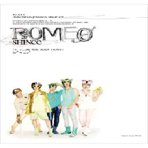 SHINee - Mini Album Vol.2 [ROMEO]
