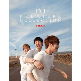[Photobook] JYJ PREMIERE COLLECTION - mahalo