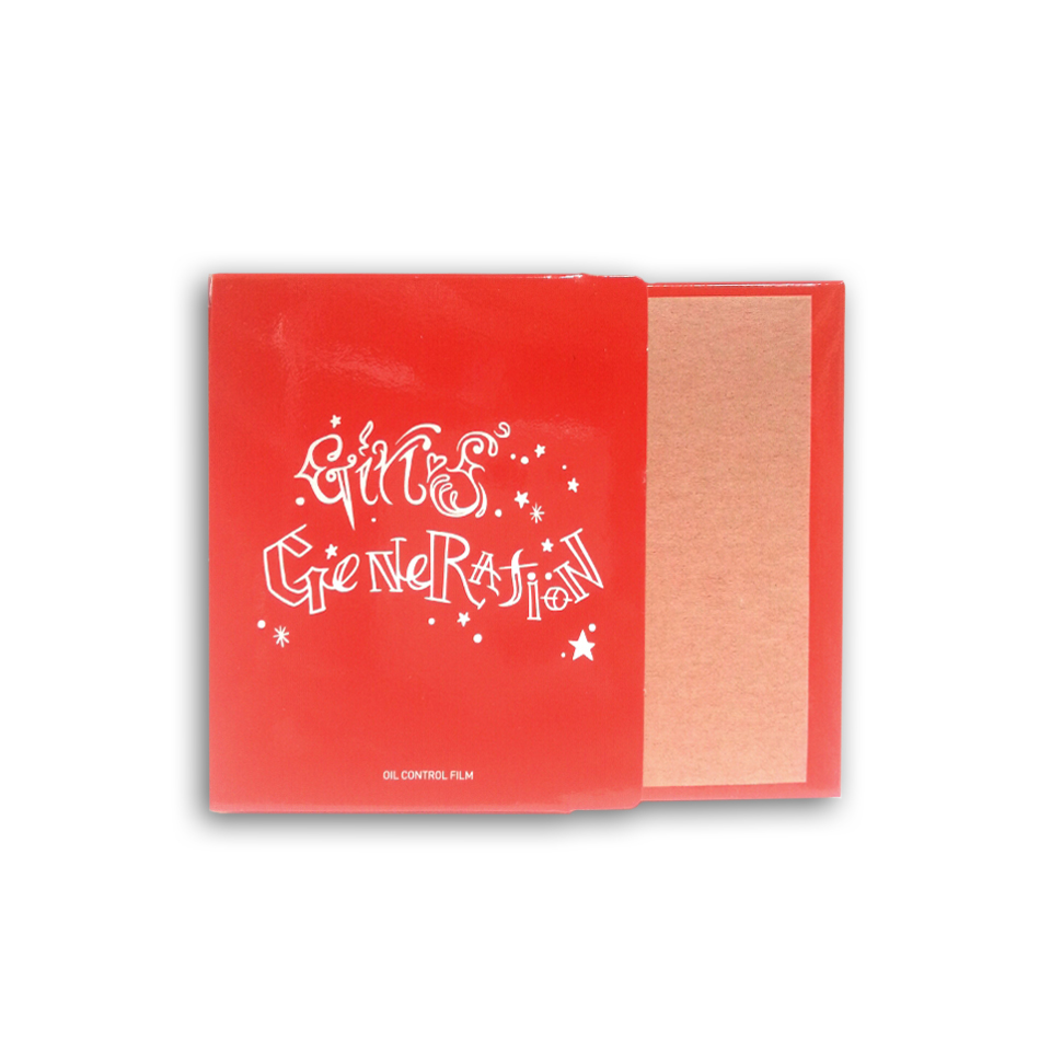 [SM Official Goods] Girls` Generation - Oil Paper