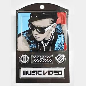M.V CLIP T-G-DRAGON ONE OF A KIND