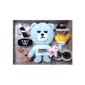 KRUNK X YG FAMILY PLUSH TOY 公仔礼盒 [YG FAMILY MD]