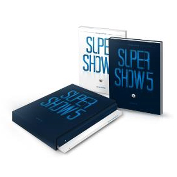 [写真集] SUPER JUNIOR - WORLD TOUR SUPER SHOW5