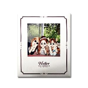 [SUM] Girls` Generation: TaeTiSeo - HOLLER Polaroid Set (MV Ver.)
