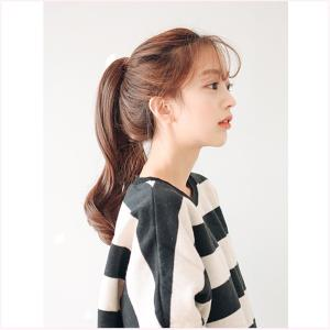 [Slim-pin Ponytail] Chocolatie Upgrade (Supreme)