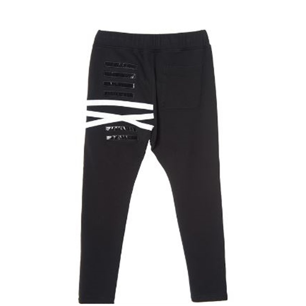 NONA9ON - [MEN'S] ROMAN NN9N LOGO SWEATPANTS