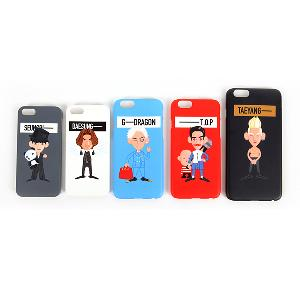 BIGBANG ART TOY PHONE CASE_IPHONE 6 PLUS [BIGBANG 2015 ART TOY MD]