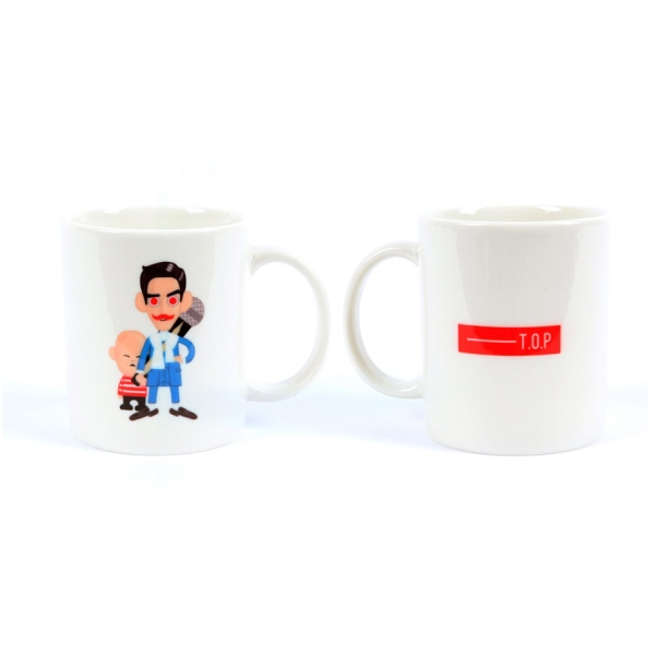 BIGBANG ART TOY MUG [BIGBANG 2015 ART TOY MD]