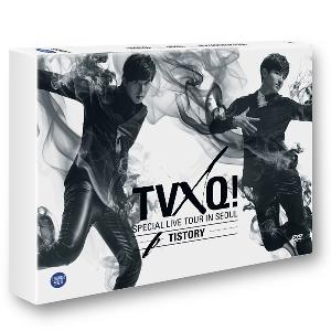 "[DVD] 东方神起 TVXQ! SPECIAL LIVE TOUR ""T1ST0RY"" IN SEOUL"