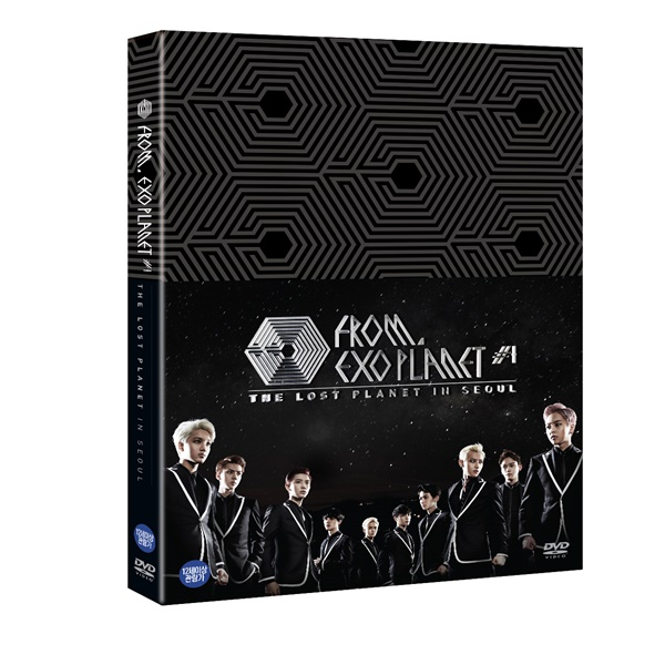 [DVD] EXO FROM. EXO PLANET #1 - THE LOST PLANET - in SEOUL
