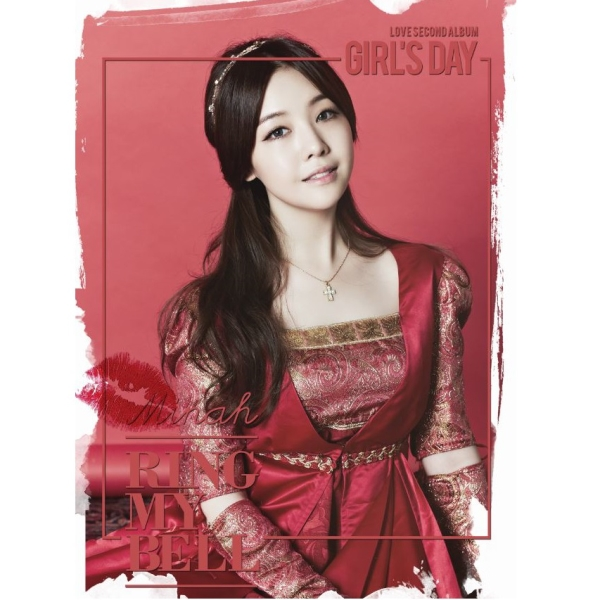 Girl`s Day - Vol.2 [Girl's Day Love Second Album] (Minah Ver.)