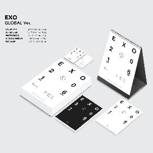 [2016 SEASON GREETING] EXO(全球版) - 2016 SEASON GREETING