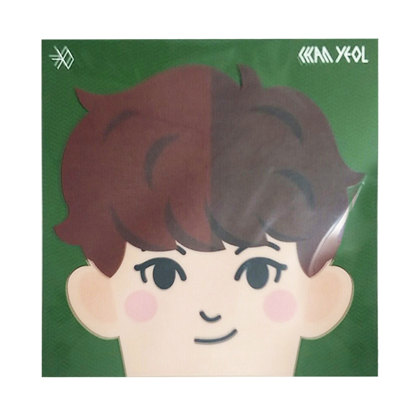 [SUM] EXO - Mouse Pad [Sing For You]
