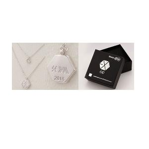 (Swarovski crystal) EXO - EXO Official necklace