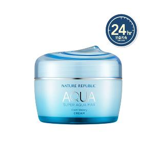 [NATURE REPUBLIC] Super Aqua-Max Fresh Moisture Cream (For Oily Skin)