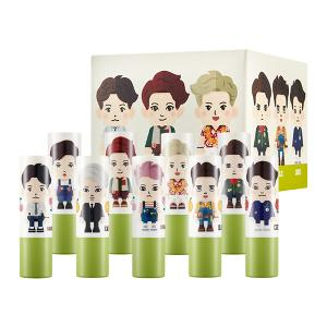 EXO - 自然乐园 Natural Butter Lip Balm Set 润唇膏套装