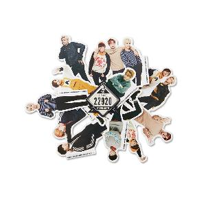 BTS - STICKER SET [ZIPCODE:22920]