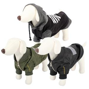 BIGBANG - DOG CLOTHES MA-1_BLACK [BIGBANG WORLD TOUR MADE FINAL IN SEOUL]
