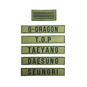 BIGBANG - PATCH SET2 (BIGBANG) [BIGBANG WORLD TOUR MADE FINAL IN SEOUL]