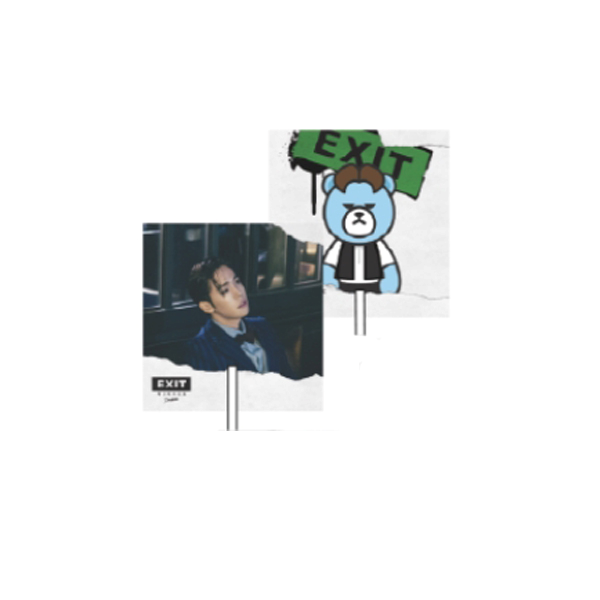 WINNER - WINNER X KRUNK IMAGE PICKET (JINWOO) [2016 WINNER EXIT TOUR IN SEOUL]