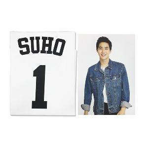 EXO - T-SHIRT + PHOTO (SUHO) [EXOPLANET #2]