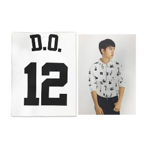 EXO - T-SHIRT + PHOTO (D.O) [EXOPLANET #2]