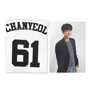 EXO - T-SHIRT + PHOTO (CHANYEOL) [EXOPLANET #2]