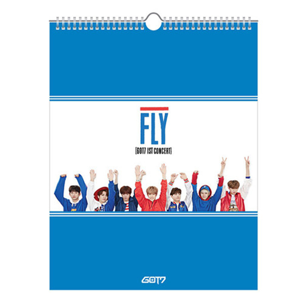 GOT7 - HANGING POSTER SET [GOT7 1ST CONCERT]