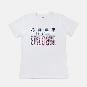 BTS - T-SHIRTS [花樣年華 ON STAGE : EPILOGUE]