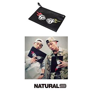 iKON - COLLABORATION CLUTCH [NONA9ON]