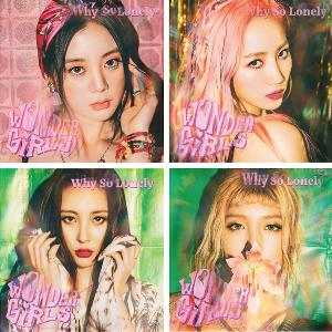 Wonder Girls - Single Album [Why So Lonely] (Cover Random / 20,000 Limited Edition)