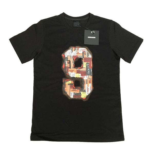 NONA9ON - [WOMEN'S] Ticket 9 Graphic T-Shirt (SIZE 2 M) [16FW]
