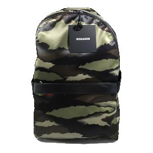 NONA9ON - [ACC] Camo Print Basic Backpack [16FW]